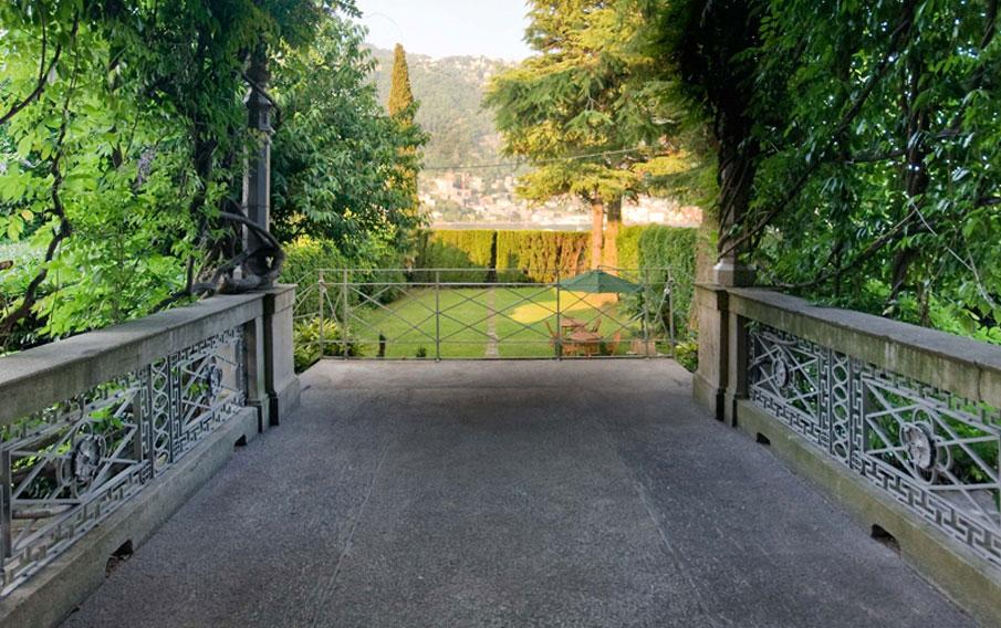 Celebrity Homes George Clooney 39 S Villa Oleandra One